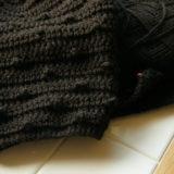 あったか~ブランケット編み