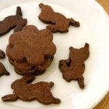 ボロボロ、ウサギクッキー