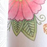 色鉛筆でひたすら重ね塗り