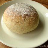 ふわふわライ麦食パンを焼きました