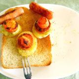 前日のほんのひと手間で朝食が楽になる