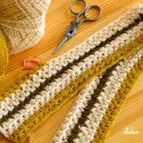 やっとつかんだかぎ針編みのコツ