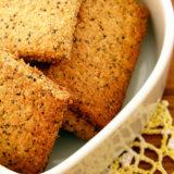 小腹がすいたときに!少しで満足おからクッキー~簡単おやつレシピ~