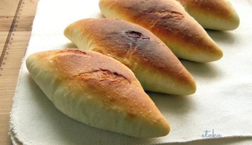 忘れるものですね。。。パンのいろいろ