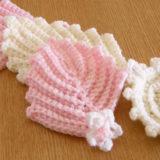 アクリルたわしは水回りで使うだけじゃもったいない 床掃除に使いやすい編み方