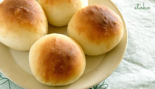 久しぶりに焼いた、たてまるパン