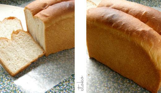 朝の食パン|ミルクブレッド