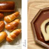 3種類のパンで発酵タイミングをずらす成形を考える