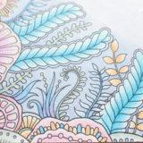 色鉛筆と紙の相性