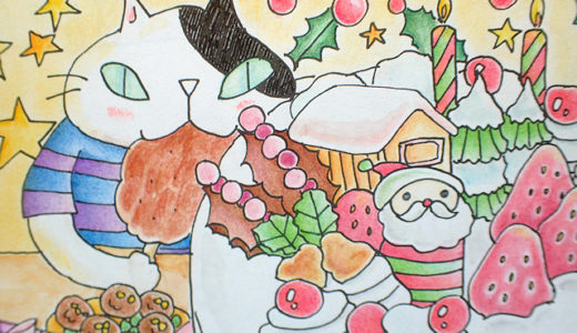 きまぐれ猫ちゃんズのクリスマス☆