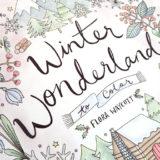 春に向かいつつ冬を惜しむ『Winter Wonderland to Color』